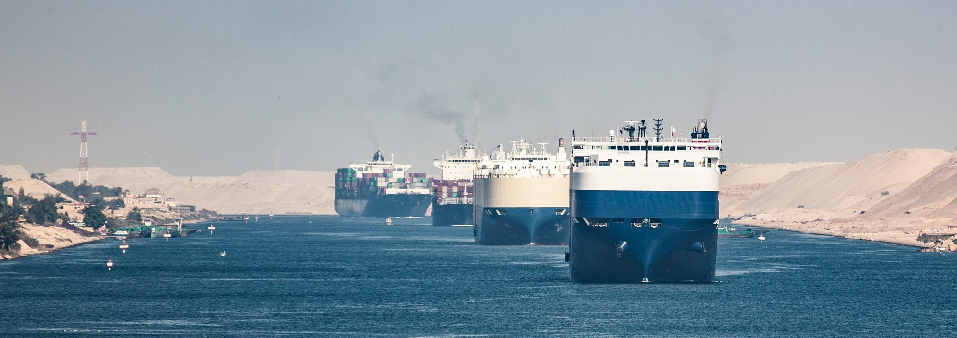 Article: The Ever Given and the Blockage of the Suez Canal: What Next?